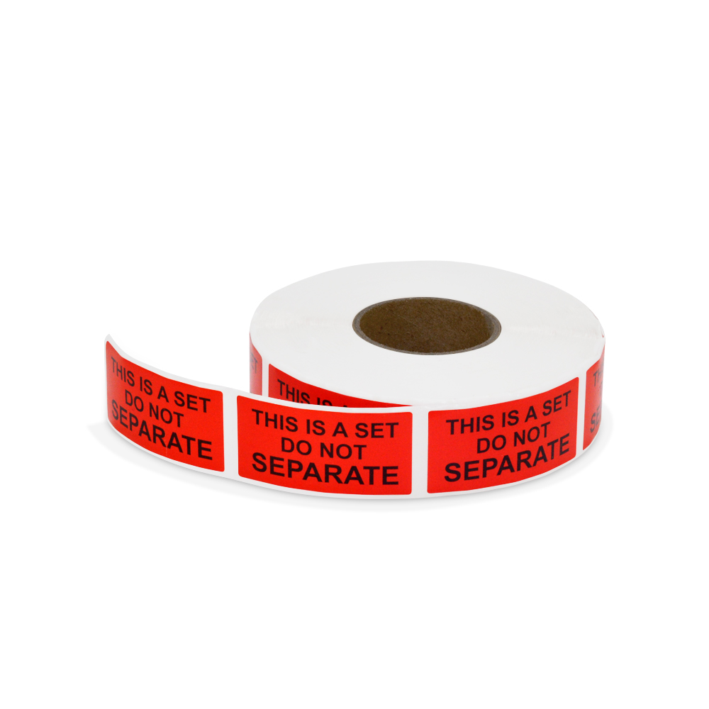 1 Roll/1000Pcs 1x2inch This Is A Set Do Not Separate Sticker Dry Shipping Express Label|Home Office Storage| |  - title=