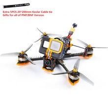 IFlight Cidora SL5 المتقدمة 215 مللي متر 5.1 بوصة SucceX F7 TwinG 50A المكدس كامو X2306 4S/6S 800mW Caddx Ratel FPV سباق Drone Nazgul5