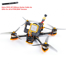 IFlight Cidora SL5 Avanzata 215 millimetri 5.1 pollici SucceX F7 TwinG 50A Stack CAMO X2306 4S/6S 800mW Caddx Ratel FPV Da Corsa Drone Nazgul5