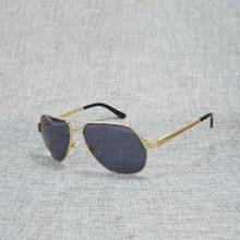 Vintage Santos Sunglasses Men Double Beam Oval Rivet Sun Glasses for Club Outdoor Metal Frame Oculos Shades Accessories цены онлайн