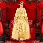 Golden cheongsam Spr...