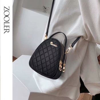2020 new small bags fashion travel bag ZOOLER luxury genuine leather bags women designer crossbody messenger bag bolsas#md202