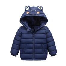 Coat For Girls New Hot Toddler Cute Baby Boy Winter Children's Jacket Warm Thick Animal Cartoon Hooded Kid Clothes manteau fille brand baby infant girls fur winter warm coat 2018 cloak jacket thick warm clothes baby girl cute hooded long sleeve coats jacket