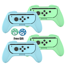 Nintend Switch Joycon Steering Racing Wheel Nitendo Handle Grips Nintendoswitch Holder for Nintendo Switch Game Accessories