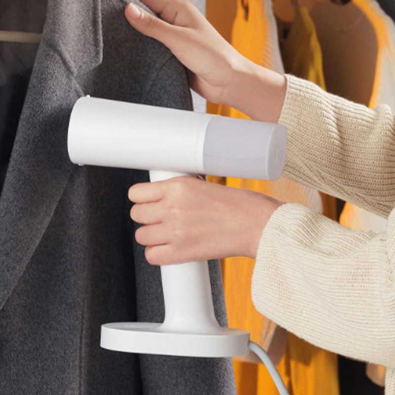 Xiaomi mijia 汽船鉄ミニ発電機旅行家庭用電気衣服クリーナーアイロンポータブル