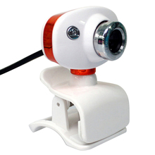цена на 12MP USB 2.0 Webcam 480P HD Lens Clip-On Driver-Free Video Chat Web Cam With MIC For Computer PC Laptop Camera Live Conference