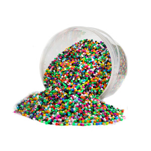 Image 2 - 5MM hama Beads , 12,000 pcs Multicolor Fuse Beads Kit for Kids Crafts, Fuse Beads  learning toys for children