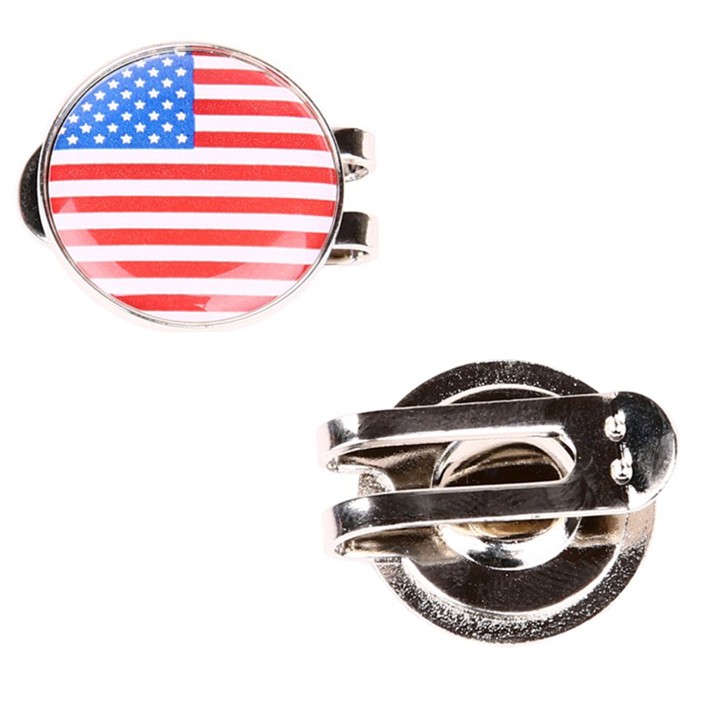 Sports Cap Visor Gift Clamp Gadgets Ball Marker Magnet Training Aids Portable Golf Hat Clip Outdoor Mini Accessories Universal