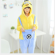 adult despicable me onesies Pajamas animal costume Pyjamas Unisex Cartoon character pijamas  ,sleepwear, jumpsuit ,party dress kigurumi leopard animal onesies pajamas cartoon costume cosplay pyjamas adult onesies party dress halloween pijamas