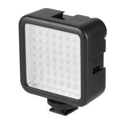 Высококачественная портативная мини-лампа 5,5 Вт, 800 лм, 6000K, 49, светодиодная лампа для освещения видео, фотоосвещение для камеры
