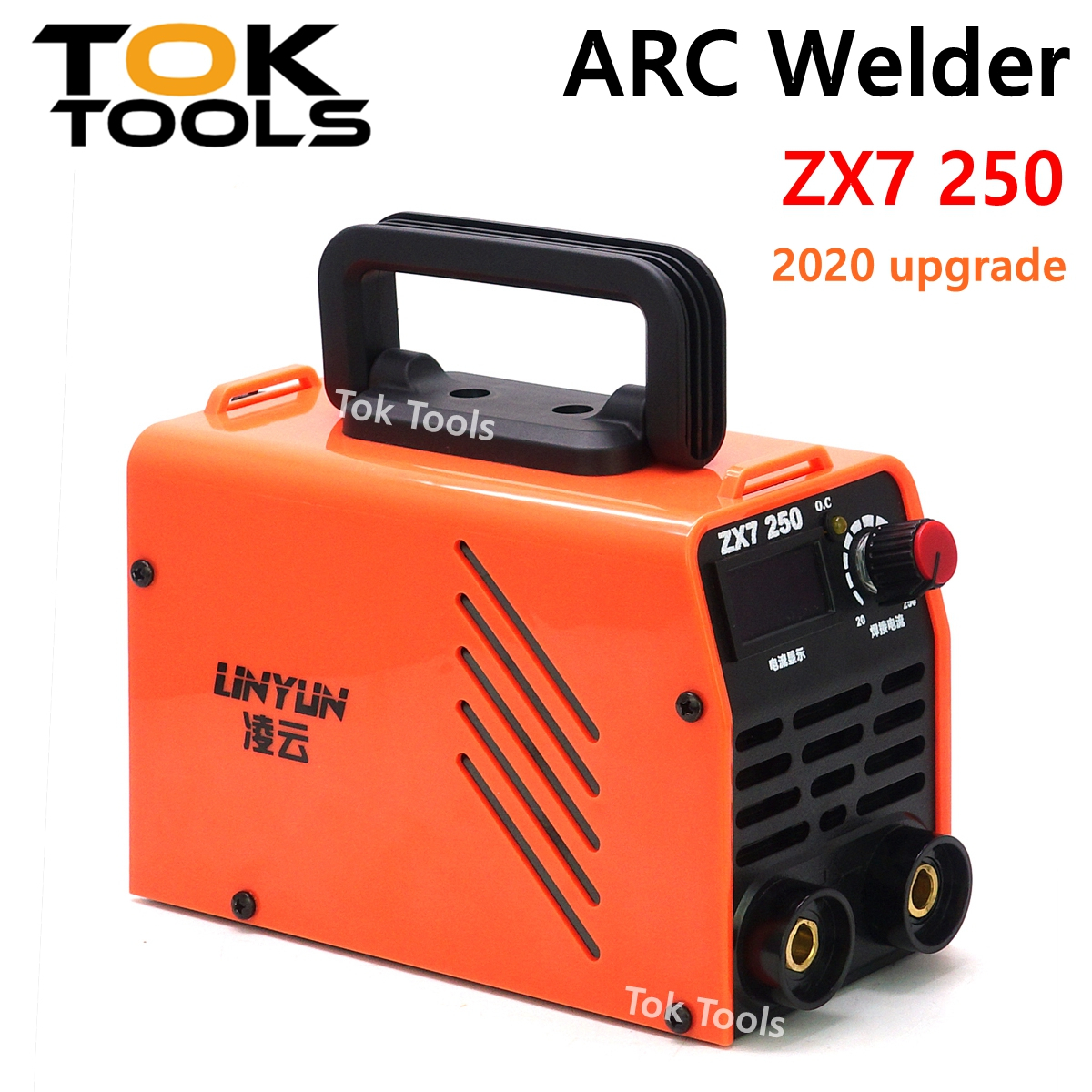 ARC Welder ZX7 250 250A Mini Electric Welding Machine Portable Digital Display MMA ARC DC Inverter Plastic Welder Weld Equipment