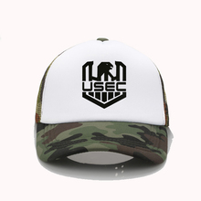 Fashion Hat Baseball-Caps Trucker-Cap Escape Tarkov USEC Snapback-Hats Women Summer Mesh