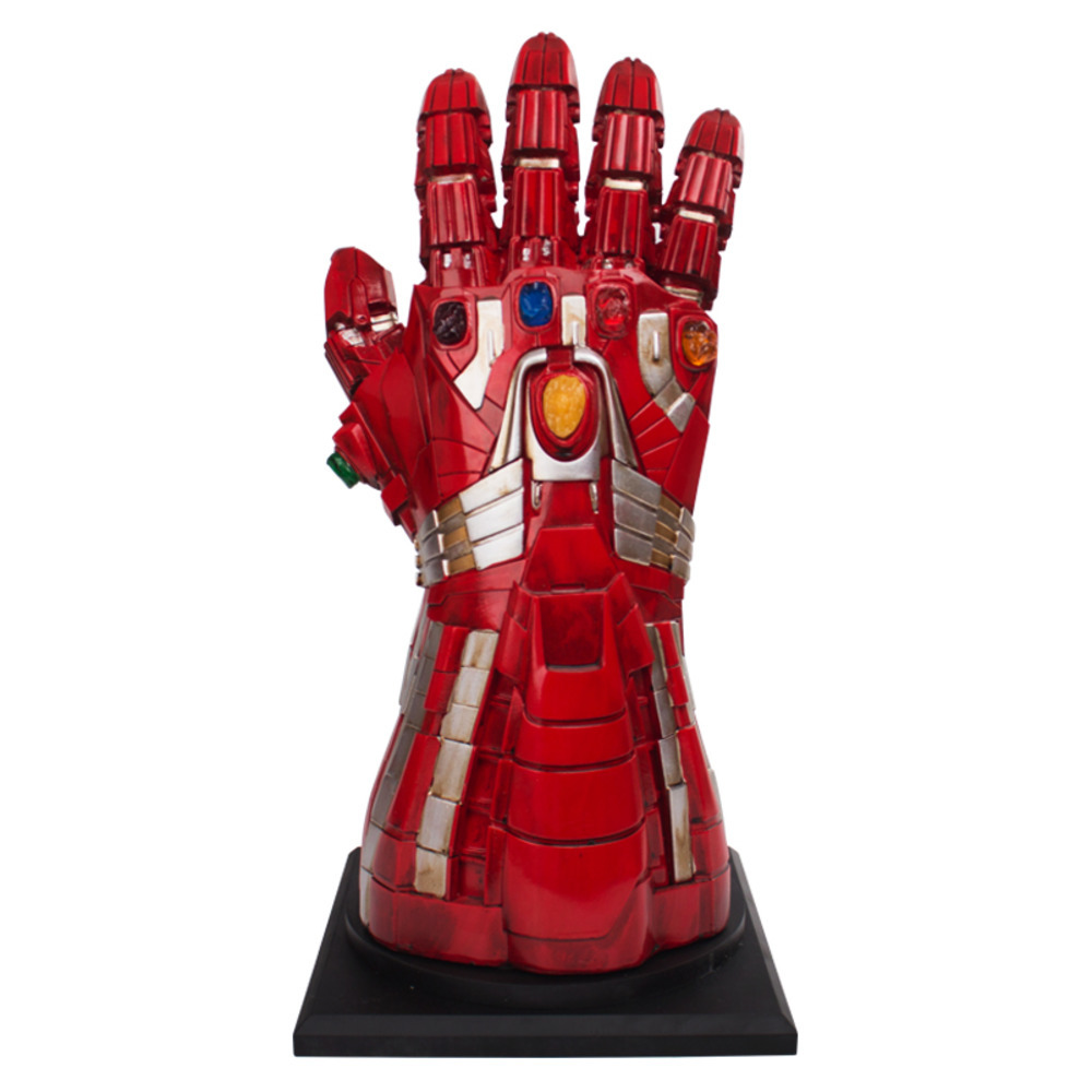 MK85 1/1 Marvel Legends Avengers Endgame Iron Man Infinity Stones Arm Resin Figma Movie Model Action Figure Collectible Toy