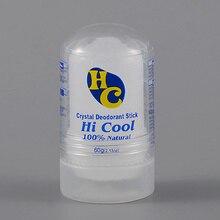 Горячая Распродажа дезодорант палочка квасцов для удаления подмышек вонючий блок антиперспирант
