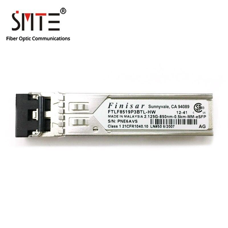 Finisar FTLF8519P3BTL-HW Multi-mode Module 2.125G-85nm-0.5km-MM-eSFP Optical Fiber Transceiver