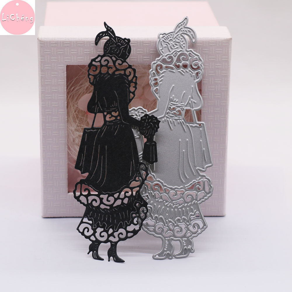 Kscraft Small Size Cute Corset Metal Cutting Dies Stencils For Diy Scrapbooking Photo Album Decorative Embossing Diy Paper Cards Cutting Dies Aliexpress