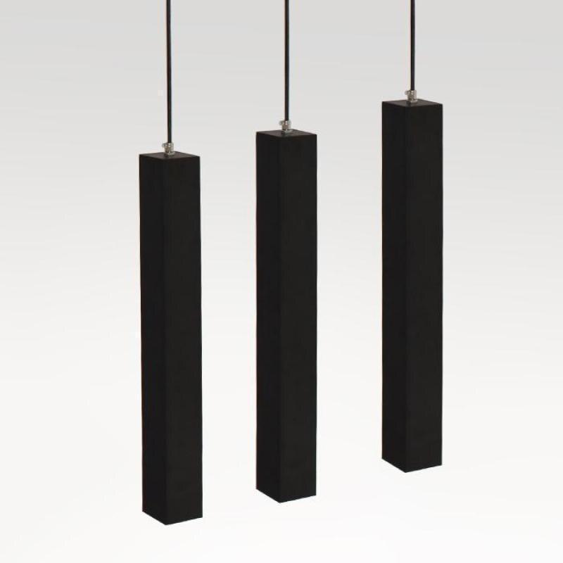 Новые креативные современные светодиодные подвесные светильники, волновая Подвесная лампа для столовой гостиной, подвесной светильник 110