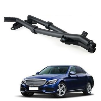 Water Pump Cooling Pipe Line for Mercedes-Benz C/W204E Class W212 2712002452 Car Accessory water pump for mercedes benz merce c class w203 c 180 203 035 1112004301
