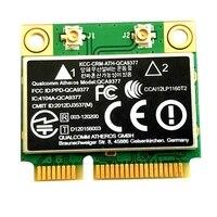 QCA9377 듀얼 밴드 AC WIFI 모듈 WIFI 어댑터 미니 PCI-E 2.4G/5G