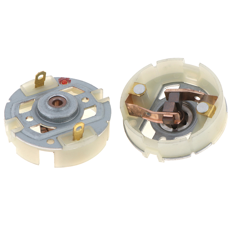 2pcs Practical High Quality Electric Drill Motor Carbon Brush Holder Tool Accessories For RS 550