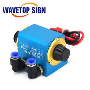 Image 4 - WaveTopSign GTPC 75S 75w Elbow YAG Laser Module GTPC 75S 90Degrees Laser Diode Pump use for YAG Laser Machine