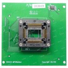 จัดส่งฟรี 100% ใหม่ DX3049 อะแดปเตอร์สำหรับ XELTEK SUPERPRO 6100/6100N โปรแกรมเมอร์ DX3049 ซ็อกเก็ต