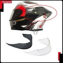 Z7 casque Décoration Accessoires Moto Arrière casque spoiler pour SHOEI Z7 Z-7 NOUVEAU Z8