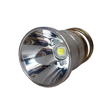 1 linterna de pc XML T6 L2 bombilla LED gota en 1-3-5mode SMO OP Reflector lámpara tapa para P60 P61 6P 9P 9P G3 S3 D2 M5 M6 501B 502B antorcha