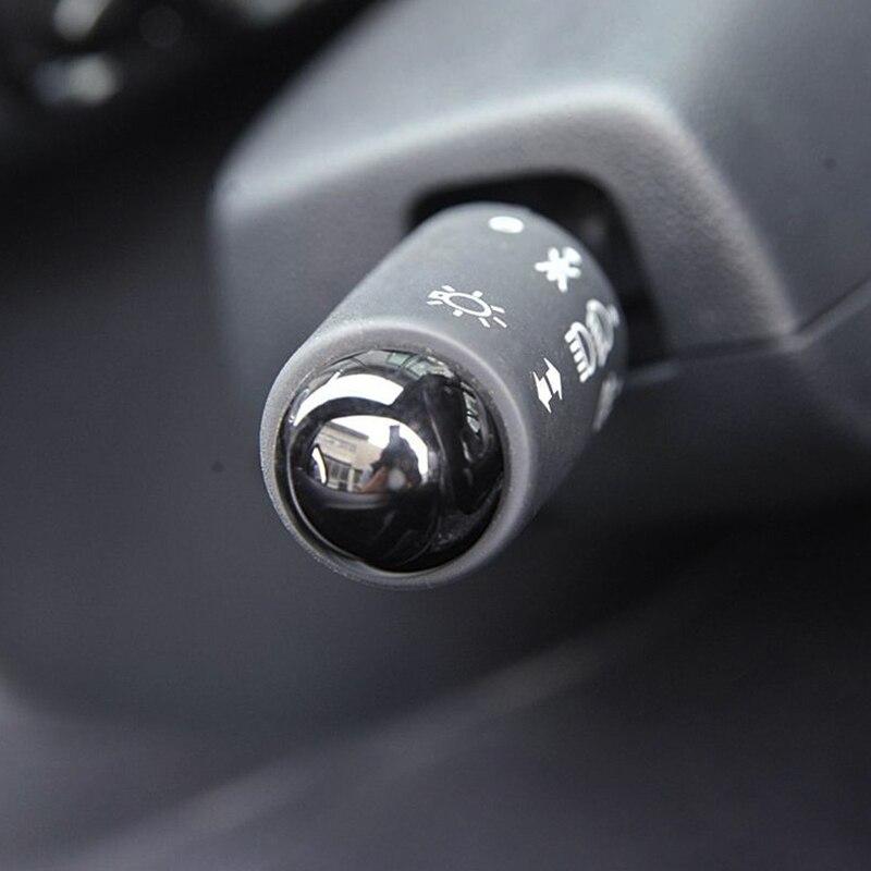Tampa da engrenagem do limpador carro decorativo adesivo estilo do carro para smart 451 fortwo 2009 2010 2011 2012 2014 acessórios