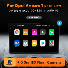 AWESAFE PX9 Car Radio for Opel Antara 1 2006-2017 Multimedia Player 2 Din Android 10