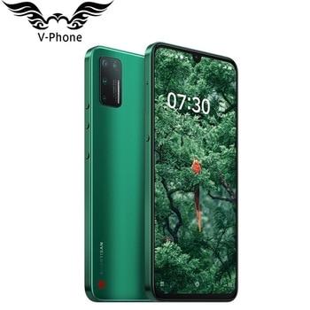 Перейти на Алиэкспресс и купить Новый оригинальный смартфон Smartisan Nut Pro 3 Snapdragon 855 + восьмиядерный 256 гб/128 гб ROM 12 гб/8 гб RAM 48MP 5 камера 4G телефон