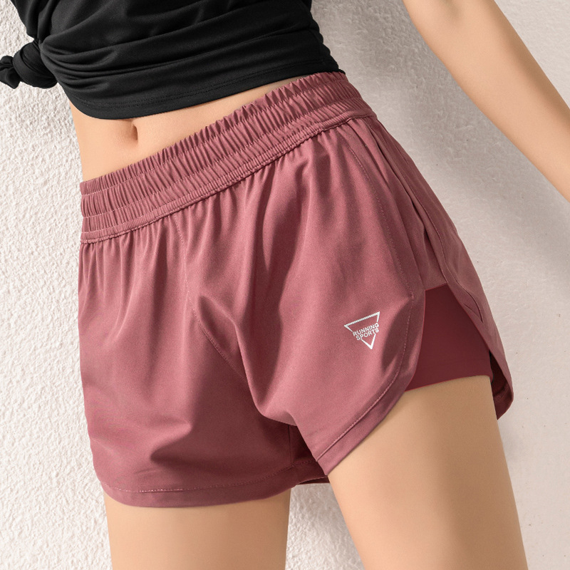 20 New Summer Sports Safety Short Under Skirt Female Underwear Thin Quick-Drying Slimming Loose Anti-Emptied Gym Soft Comfortabl