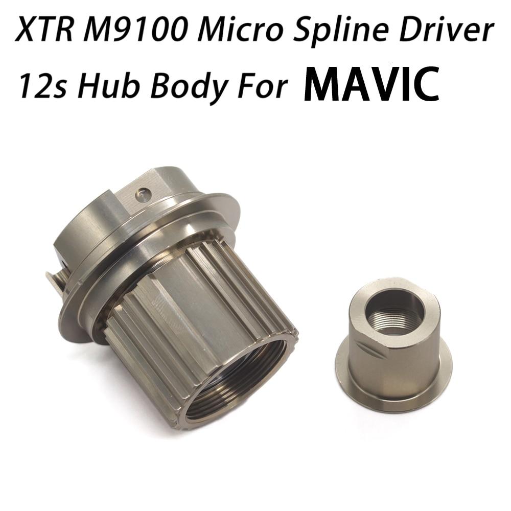 HOPE DEORE XT 12 Speed 12 Speed Micro Spline Freehub 19 Hub Boost for MAVIC