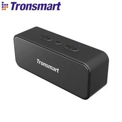 Портативная колонка Tronsmart T2 Plus, Bluetooth 5,0, 20 Вт, 3600 мАч, 24H IPX7 звуковая панель, TWS, голосовой помощник, двойной звук