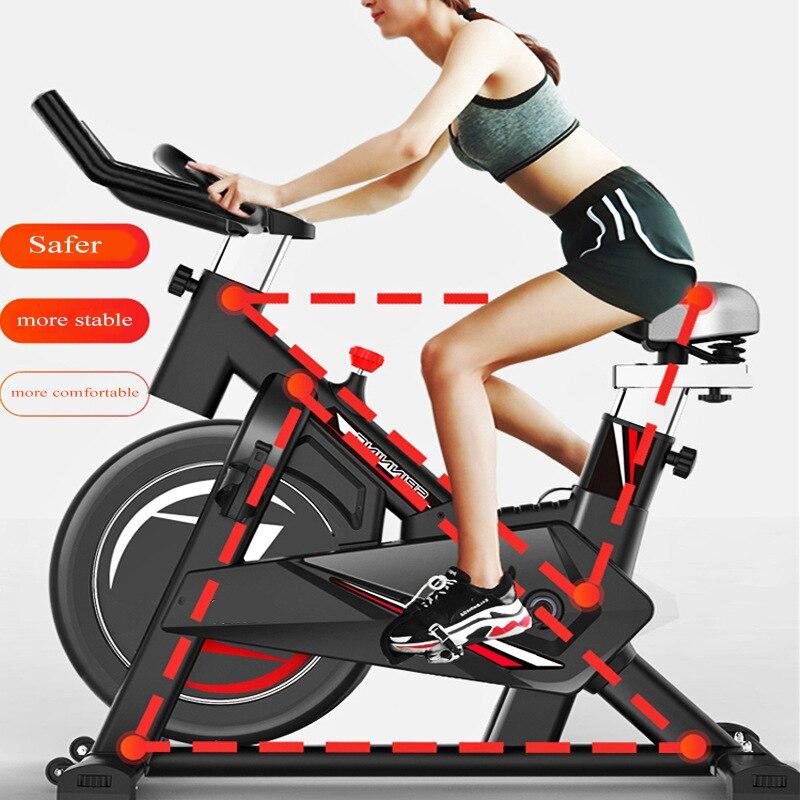Bicicletas com Dashboard Indoor Ciclismo Mudo Abrangente Treinamento Bicicleta Ginásio Jogo Inteligente App Esportes