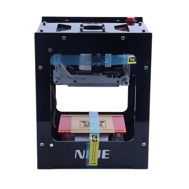 TOP DK-BL 405nm 1500mW DIY Engraver Printer Laser-Engraving Machine Bluetooth USB