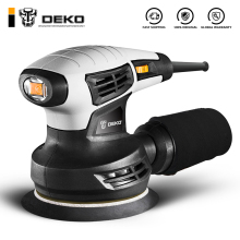 Orbit-Sander Power-Tools Dksd28q1 280w Random DEKO 125mm NEW with 15pcs Variable