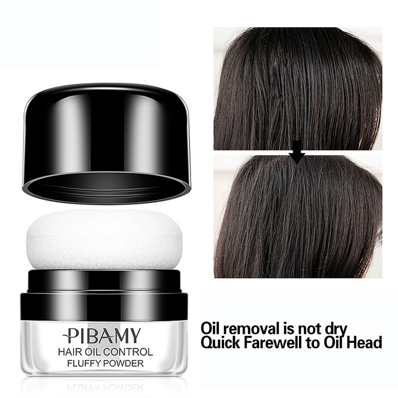 No-wash Hair Oil-absorbing Oil-control Degreasing Hair Texturizer Men And Women Hair Styling Fluffy Powder