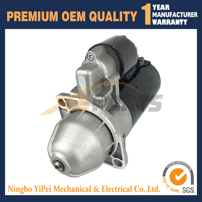 Nuevo motor de arranque para Lombardini Goldoni Bosch VGL! NR.0001109009 0001110042, 58402240