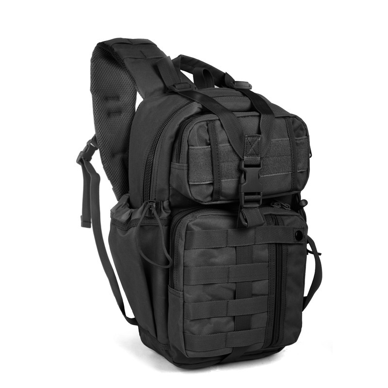 Gary Outdoor Army Fans Tactical Bag Outdoor Waterproof Single shoulder Bag Transformers Backpack Chest Pack Archers Backpack|Fans| |  - title=