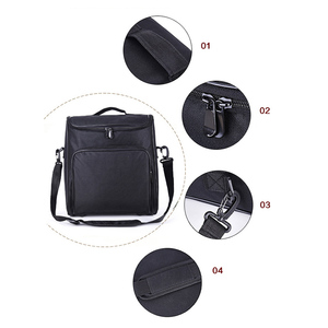 Image 4 - Universal projetor saco s/l tamanho saco de armazenamento portátil caso alça destacável resistente ao desgaste à prova de choque para câmeras slr projetores