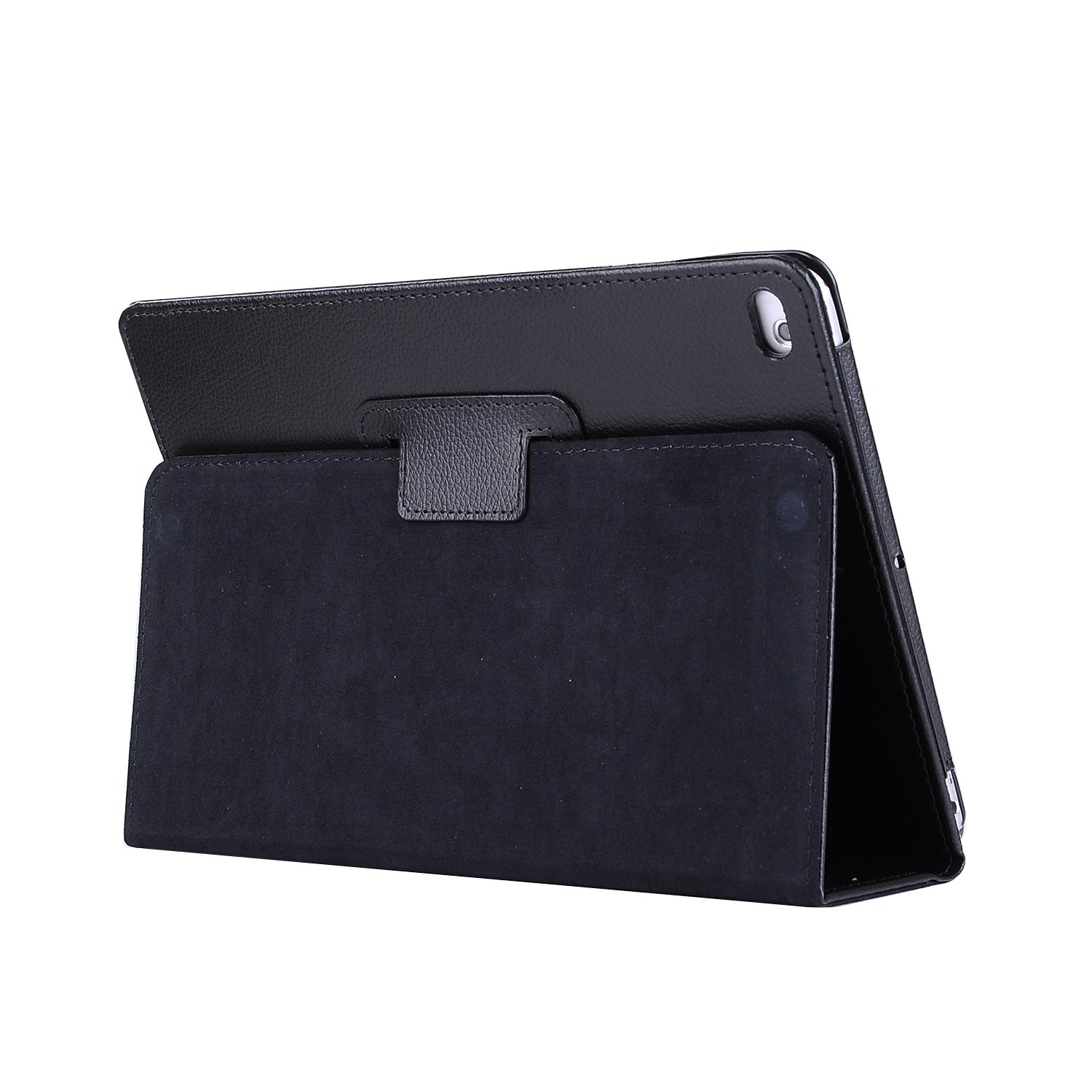 for iPad 10.2 Black Black For Apple iPad 10 2 Case 2019 A2197 A2200 A2198 A2232 Foilo Stand PU Leather Cover