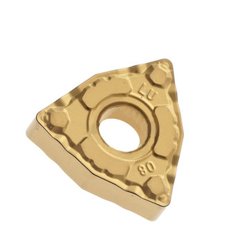 10PCS carbide inserts WNMG080404N-LU AC810P WNMG080408N-LU AC810P  free shipping