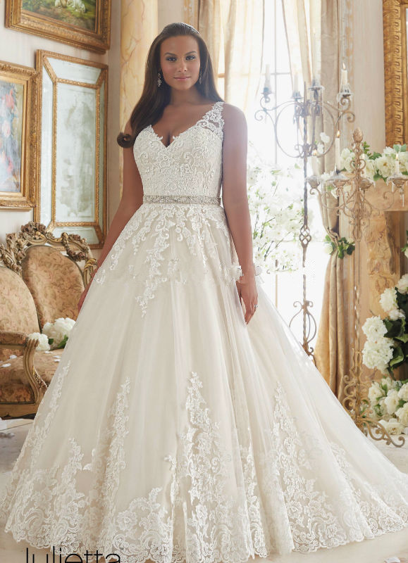 Robe De Mariee Cap Sleeve Sheer Back Plus Size Vintage Bridal Gown Lace Vestido Noiva Princesa 2018 Mother Of The Bride Dresses
