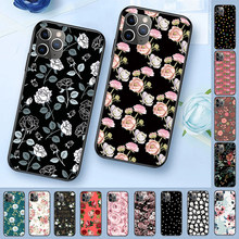 Compare Prices On Black Wallpaper With Flower Shop The