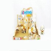 Pet Toy Plush Walk Puppy Winding Toy Spring Toy Dog Supermarket Model Toy Dog