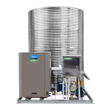 Haotong энергетический источник воздуха водонагреватель отель/квартира энергосберегающий проект горячей воды ультра-низкотемпературный тепловой насос