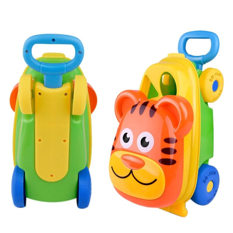 15Pcs Summer ChildrenS Beach Toys Beach Tool Set ChildrenS Hand Cart Beach Toy Set Summer Beach Toys