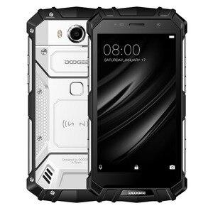Image 3 - DOOGEE S60 Lite 5.2 pouces Smartphone IP68 étanche Quad Core 4GB 32GB Android 8.1 téléphone portable LTE robuste dur téléphone portable NFC