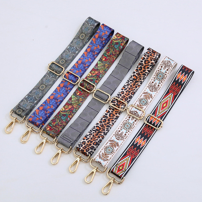 Shoulder Bag 140CM  Bag Strap For Women DIY Hanger Colored Belt Bag Strap Accessories Adjustable Handbag Straps Decorative Gifts